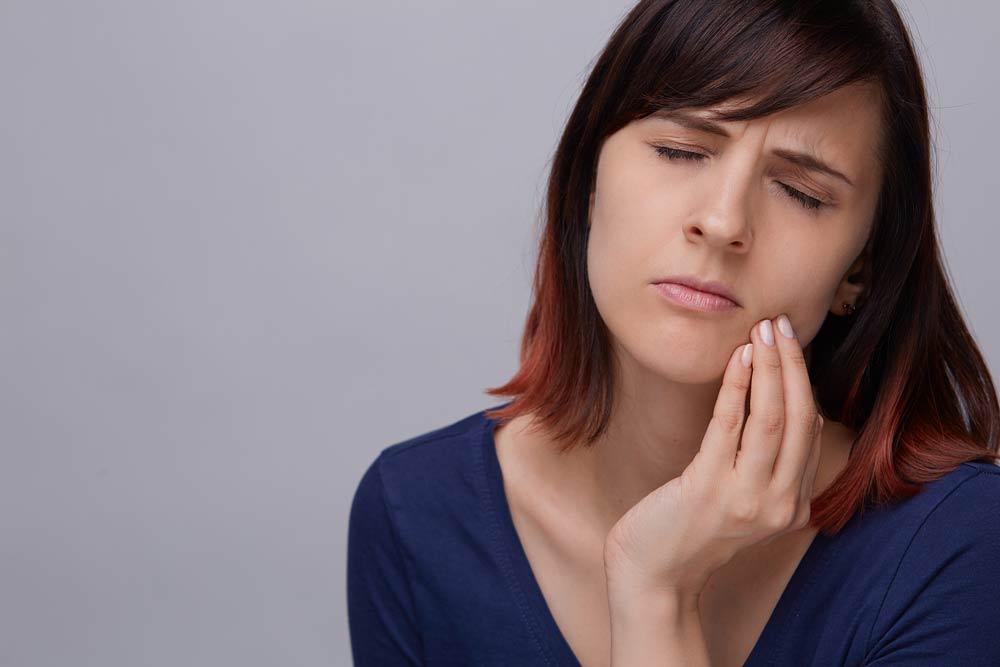 douleur liée aux dents de sagesse